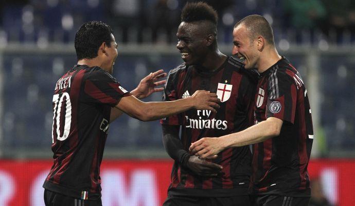 CM STADIO: Sampdoria-Milan 0-1. Antonelli: 'Brocchi carico'