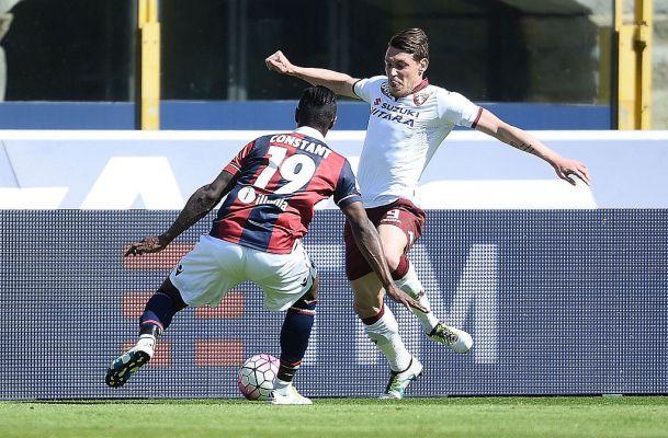 CM STADIO: Bologna-Torino 0-1. Giaccherini: 'Poco incisivi'