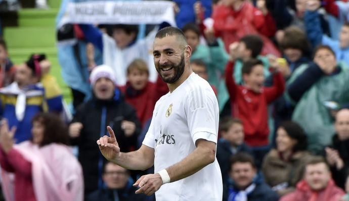 Liga: manita al Getafe, Real Madrid a -1 dal Barcellona