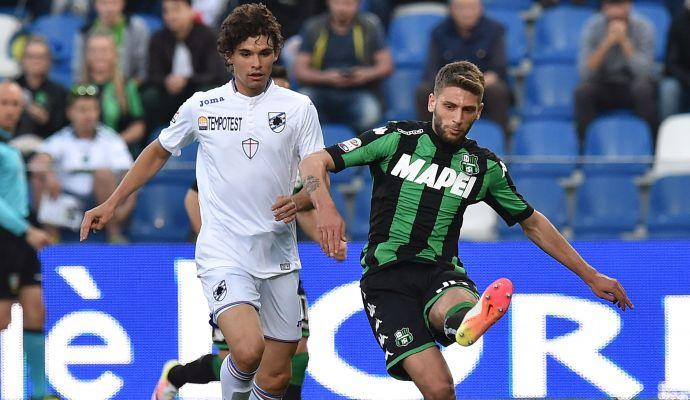 Allenamento calcio Sampdoria scontate