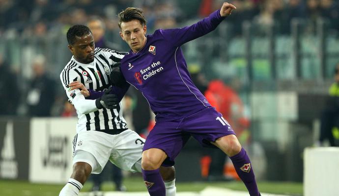 Fiorentina, rinnovo a Bernardeschi con clausola rescissoria