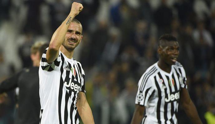 Juve, Bonucci: 'In shock per Marchisio. Il futuro? Sono incedibile. Vorrei provare da centrocampista'