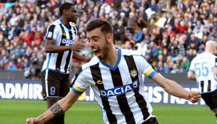 Convocati Udinese: in 24 per l'Inter