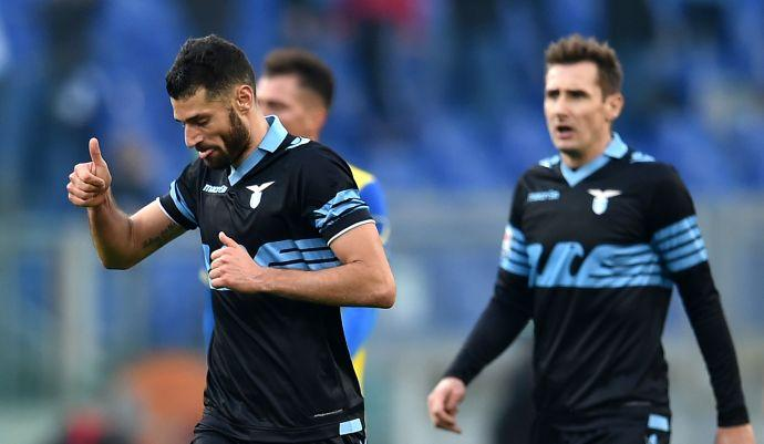 Lazio, testa alla Juve: rientra in gruppo qualche titolare