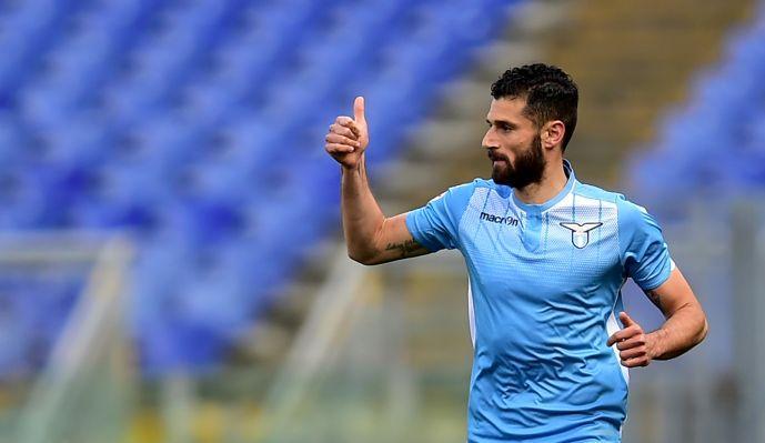 Lazio, Candreva: 'L'Europa non salverebbe la stagione'