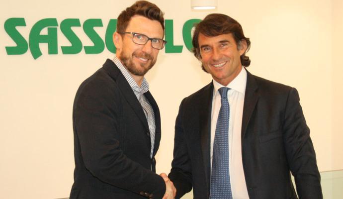 UFFICIALE: ha rinnovato Di Francesco