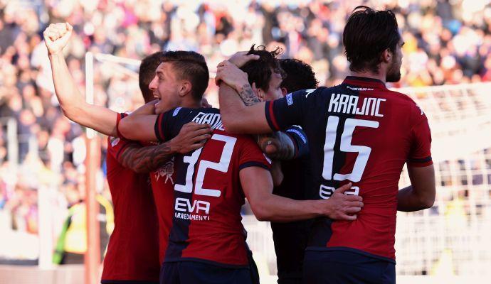 Convocati Cagliari: torna Di Gennaro, fuori Farias e Joao Pedro