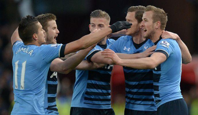 Ranieri-Tottenham, tutto sullo sprint