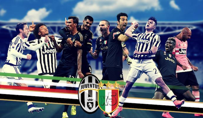 JUVE CAMPIONE: è l'erede del Grande Torino, i 5 titoli dell'Inter valgono meno