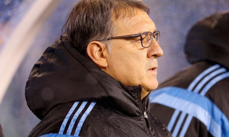 Martino: 'Messi cederebbe tutto per un trofeo con l'Argentina. Devo scegliere fra Icardi e Calleri'