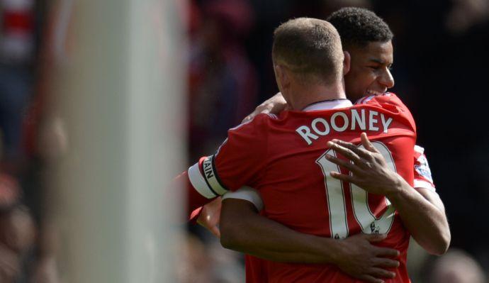Premier: 1-0 Manchester United, segna sempre Rashford. Benitez respira, Borini segna. Ufficiale, retrocesso l'Aston Villa