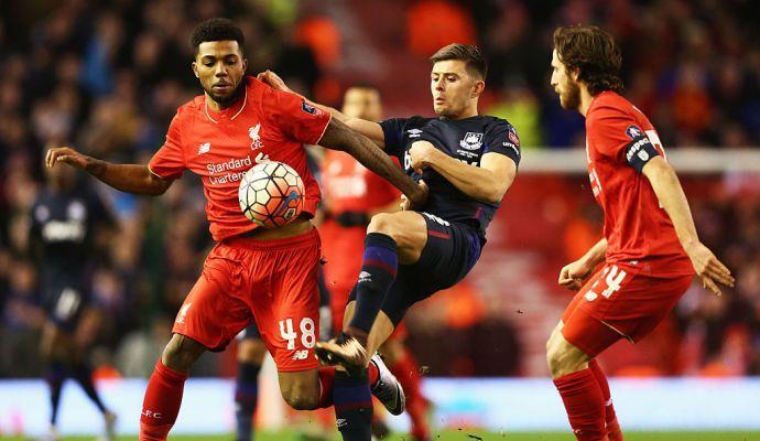 Watford, pronta un'offerta per un talento del Liverpool