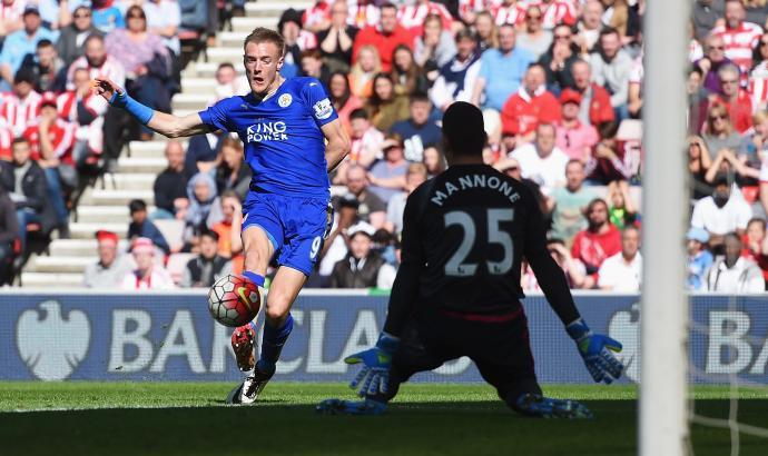 Leicester, 'condotta impropria': la FA accusa Vardy