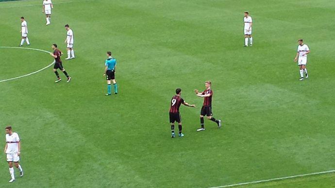 Primavera Milan, 0-2 al Bologna: decidono Vido e Cutrone