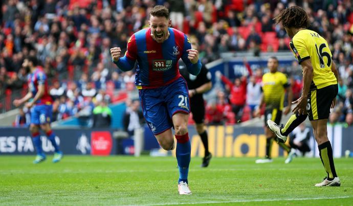 FA Cup: il Crystal Palace batte il Watford e va in finale con il Manchester United