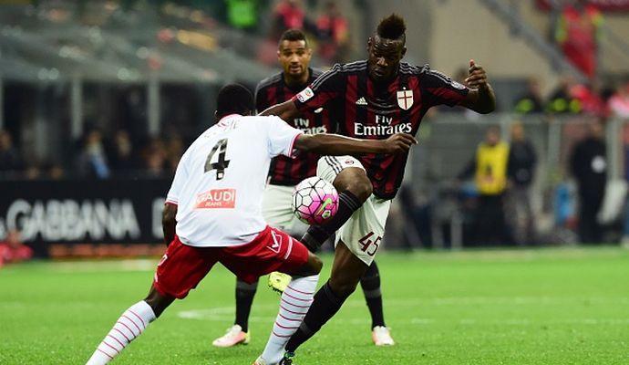 Milan-Liverpool: incontro per Balotelli