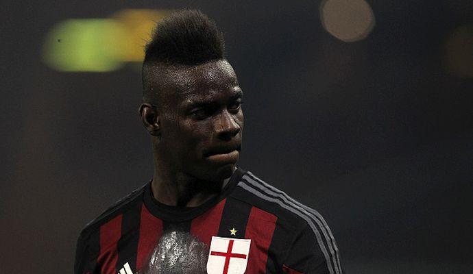 Milan, Balotelli salta la prossima