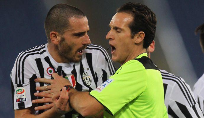 Juve, contro il Genoa arbitra Banti: i precedenti