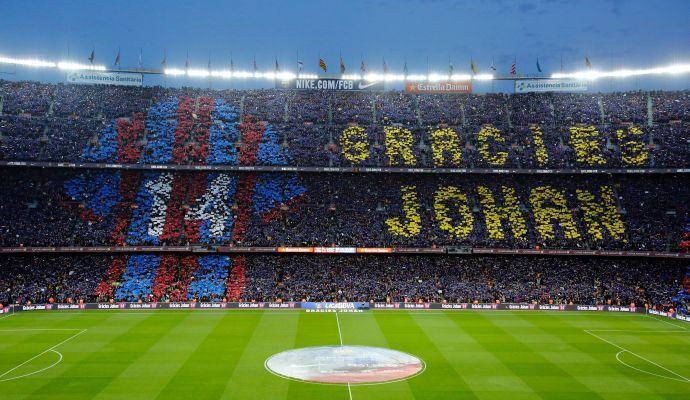 Quando il Barcellona imparò a volare in alto