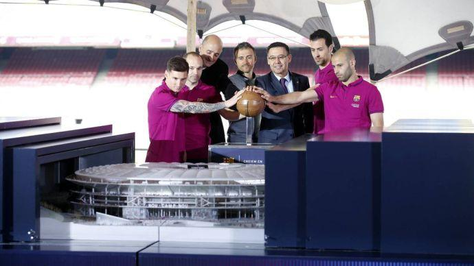VIDEO Nuovo Camp Nou, che spettacolo!