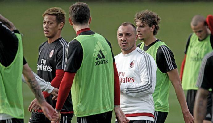 VIDEO Brocchi: 'Non stravolgo il Milan, Balotelli...'