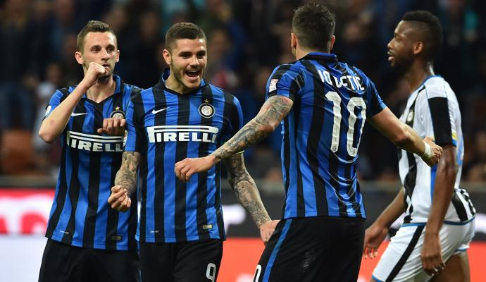 Inter-Udinese 3-1: il tabellino