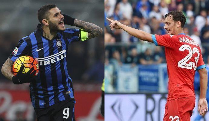 Verso Inter-Napoli: sarà Icardi contro Gabbiadini. I numeri a confronto
