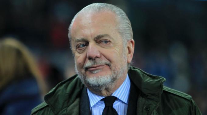Napoli-Barcellona - 'Presidente prende Messi?', c'è la reazione di De Laurentiis