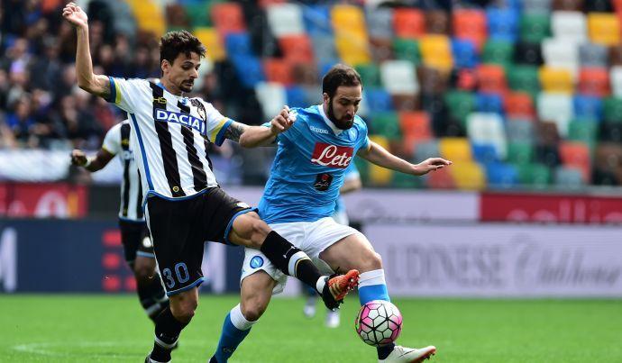 Udinese, Felipe: 'Siamo tranquilli, ma stasera vogliamo la salvezza aritmetica'