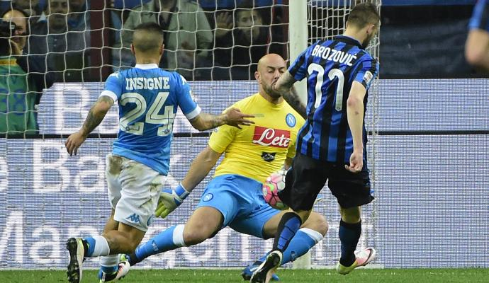 Inter-Napoli 2-0: gol di Icardi e Brozovic