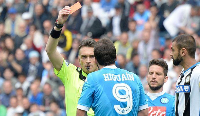 Padre Higuain: 'Juve aiutata, Napoli no'