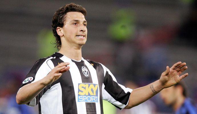 Ibrahimovic: 'Ho giocato nella Juve e nel Milan, ma qua allo United è un livello in più'