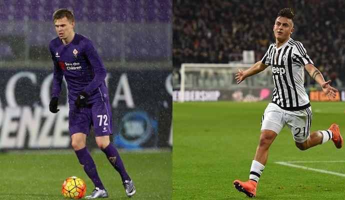 Fiorentina-Juve: botta e risposta di CM