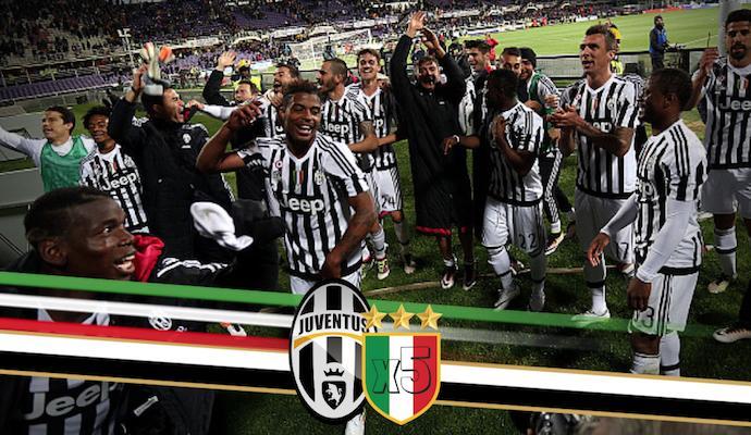 Quale è stata la Juve più grande di tutti i tempi?