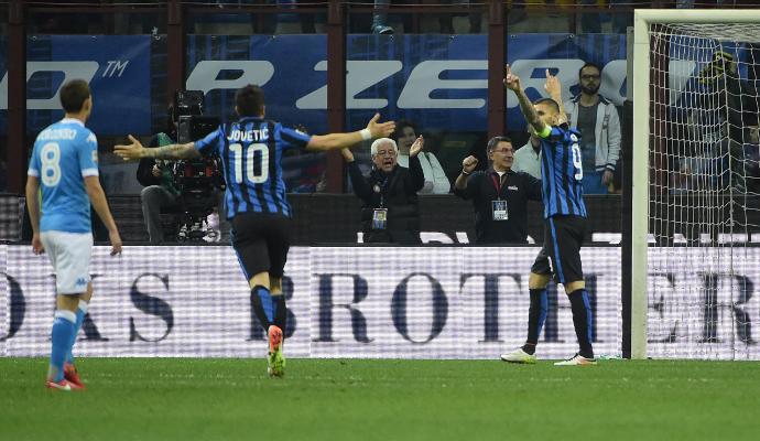 Jovetic: 'Non sono all'Inter di passaggio, c'è feeling con Icardi'