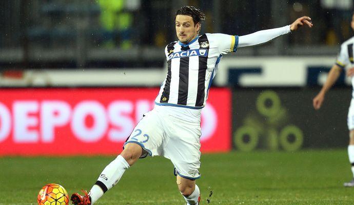 Udinese, Kuzmanovic: 'Sempre grato alla Fiorentina e a Corvino'
