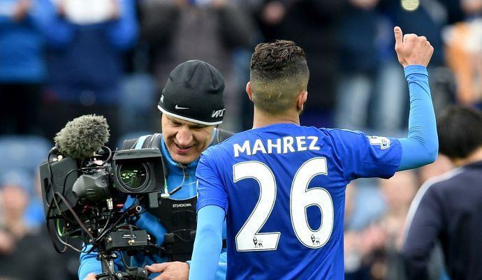 Leicester, Mahrez: 'PSG? Non mi entusiasma'