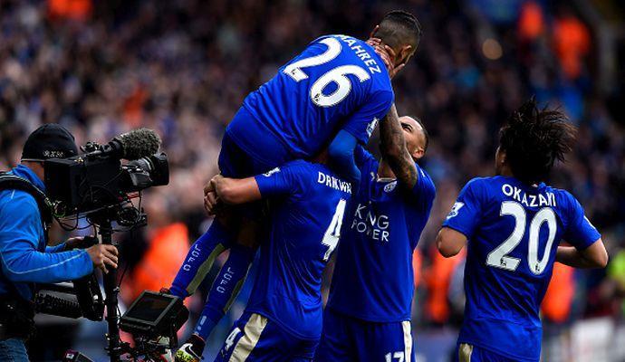 Leicester: Ranieri a 5 punti dal titolo!