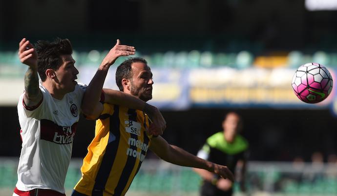 Verona, Pazzini: 'Vorrei essere il leader in Serie B'