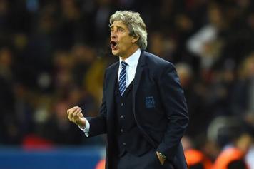 Pellegrini Manchester City indicazioni
