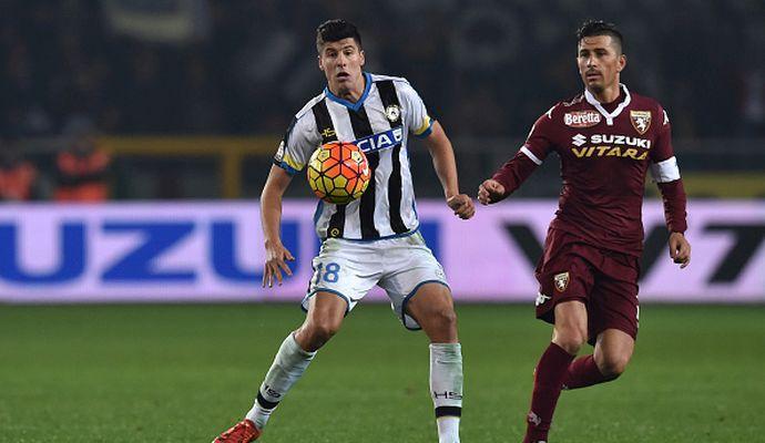 Udinese: 'mal di pancia' per Perica