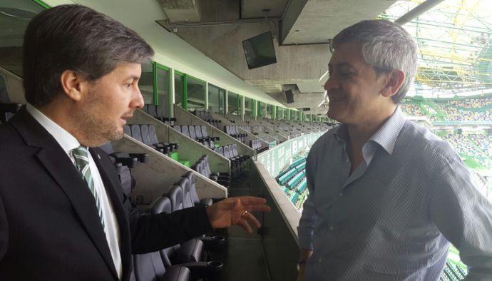 Il presidente dello Sporting Clube de Portugal: 'I fondi sono il male del calcio'