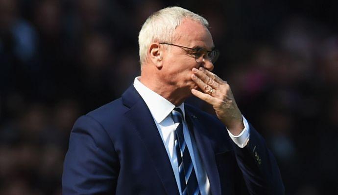 Leicester, Ranieri: 'Nazionale? Non è il mio lavoro'