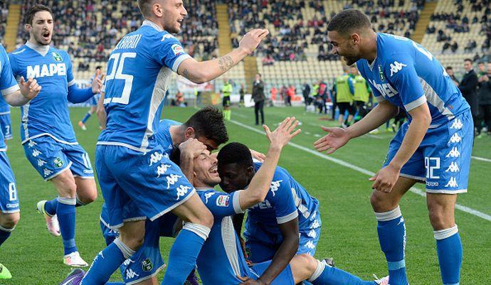 Sassuolo, Sansone: 'Domani forza Atalanta contro il Milan'
