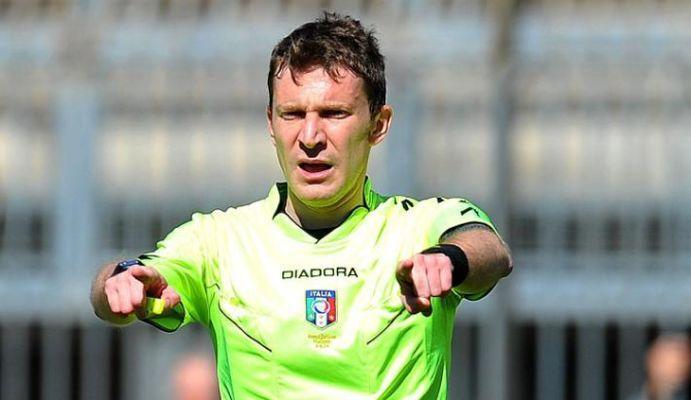 Empoli-Verona: ecco chi arbitra