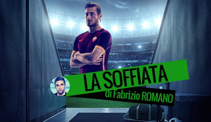 Caso Totti: no al rinnovo, c'è un'offerta