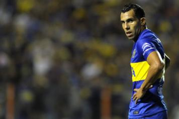 Tevez Boca