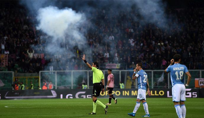 UFFICIALE: per il Palermo una partita a porte chiuse
