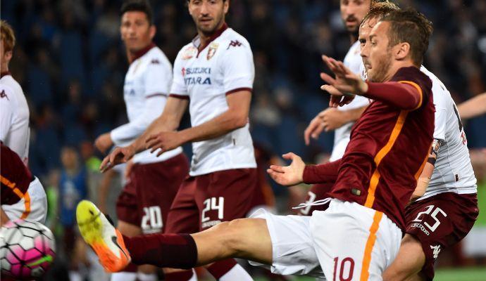 Roma, le pagelle di CM: Totti salva i giallorossi