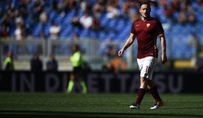All. New York Cosmos: 'Contattato Totti'